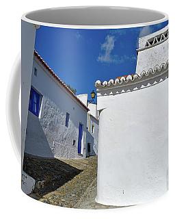 Streets Of A Medieval Castle. Alentejo Coffee Mug