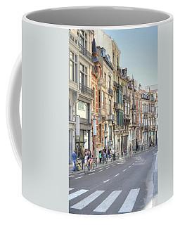 Streets Of Basel Coffee Mug