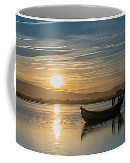 Coffee Mug featuring the photograph Strikes by Bruno Rosa