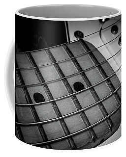 Coffee Mug featuring the photograph Strings Series 12 by David Morefield