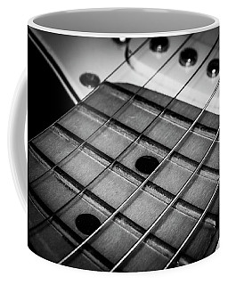 Coffee Mug featuring the photograph Strings Series 13 by David Morefield