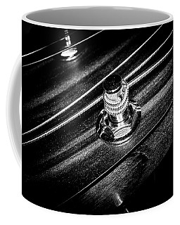 Coffee Mug featuring the photograph Strings Series 14 by David Morefield