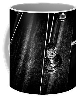 Coffee Mug featuring the photograph Strings Series 15 by David Morefield