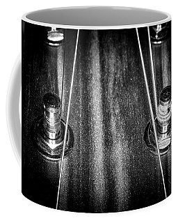 Coffee Mug featuring the photograph Strings Series 16 by David Morefield