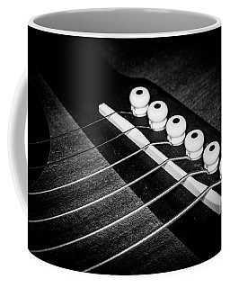 Coffee Mug featuring the photograph Strings Series 18 by David Morefield