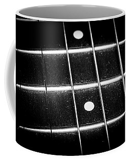 Coffee Mug featuring the photograph Strings Series 19 by David Morefield