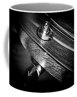 Coffee Mug featuring the photograph Strings Series 20 by David Morefield