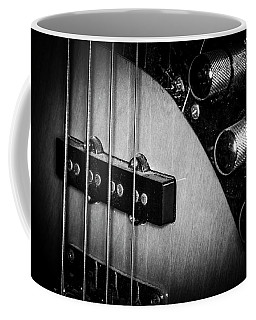 Coffee Mug featuring the photograph Strings Series 22 by David Morefield