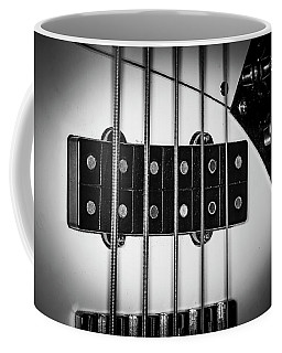 Coffee Mug featuring the photograph Strings Series 23 by David Morefield
