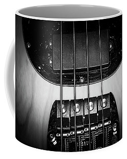 Coffee Mug featuring the photograph Strings Series 25 by David Morefield
