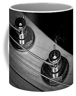 Coffee Mug featuring the photograph Strings Series 9 by David Morefield