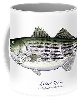 Striped Bass Coffee Mug