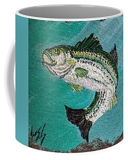 Striper #2 Coffee Mug