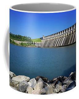 Strom Thurmond Dam - Clarks Hill Lake Ga Coffee Mug