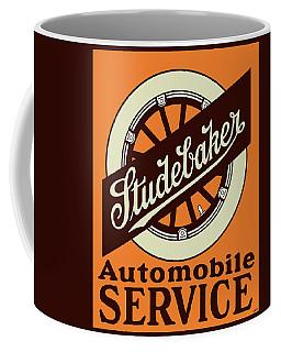 Studebaker Auto Sign Coffee Mug