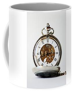 Studio. Pocketwatch. Coffee Mug