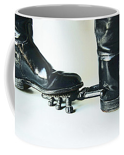 Studio. Boots And Boot Pull. Coffee Mug