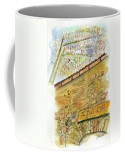 Study In Stone Coffee Mug