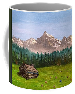 Stump Coffee Mug