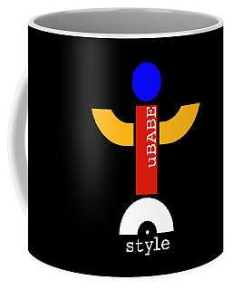 Style Black Coffee Mug