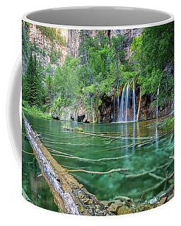 Submerged Log, Hanging Lake Colorado Coffee Mug