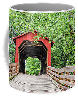 Sugar Creek Covered Bridge Coffee Mug
