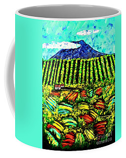 Sumatra Coffee Plantation Coffee Mug