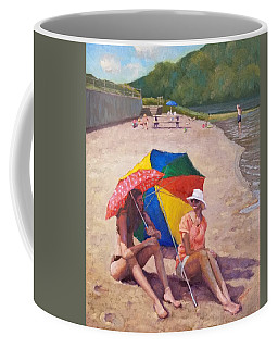 Summer At Jersey Valley Coffee Mug
