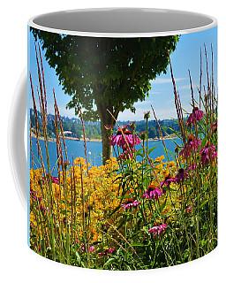 Summer Flowers Vancouver 1 Coffee Mug
