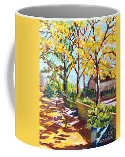 Summer In Edwards Garden, Toronto Coffee Mug