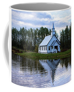 Summer In The Valley - Hope Valley Art Coffee Mug