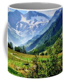 Summer In Tirol Austria Coffee Mug