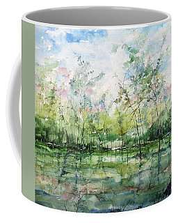 Summer Silence  Coffee Mug