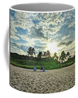 Sun And Sand Coffee Mug