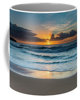 Sun Glow Seascape Coffee Mug