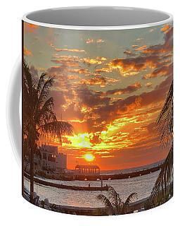 Sun Is Setting Coffee Mug