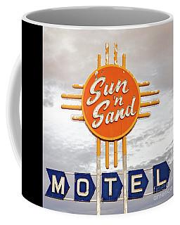 Sun 'n Sand Motel  Coffee Mug
