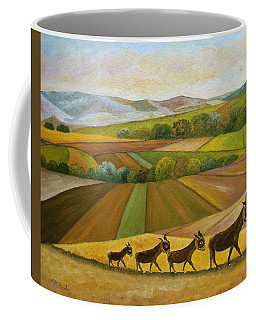 Sunday Promenade Coffee Mug