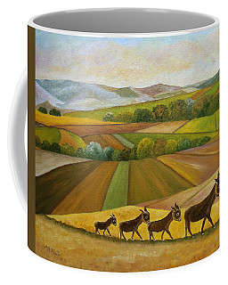 Sunday Promenade Coffee Mug