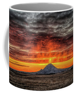 Sunday Sunrise Nov. 11, 2018 Coffee Mug