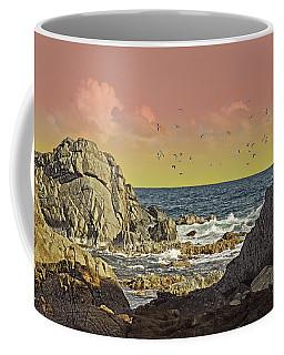 Sundown At Buck Coffee Mug