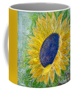 Sunflower Praises Coffee Mug