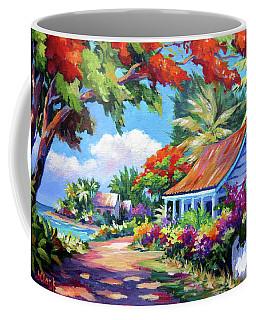 Sunlight And Shade Coffee Mug