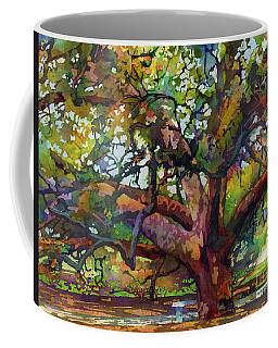 Sunlit Century Tree Coffee Mug