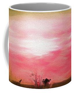 Sunrise At Horicon Marsh N W R Coffee Mug