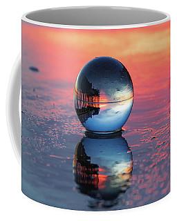Sunrise At The Beach Coffee Mug
