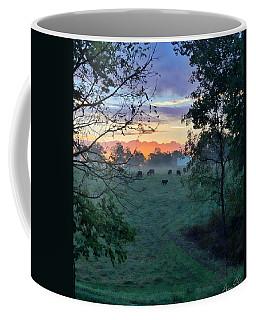 Sunrise Breakfast Coffee Mug