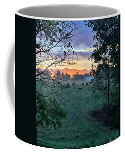 Sunrise Breakfast Coffee Mug