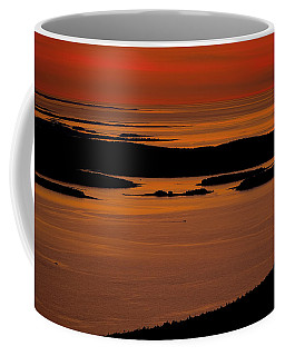 Sunrise Cadillac Mountain Coffee Mug
