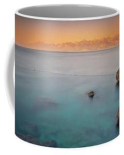 Sunrise In Turkey Coffee Mug
